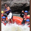 "Adirondac Rafting Company ""Brad and crew run the Narrows"""